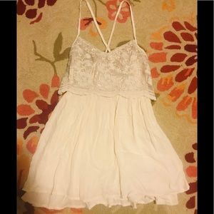 Hollister Lace Dress NWT